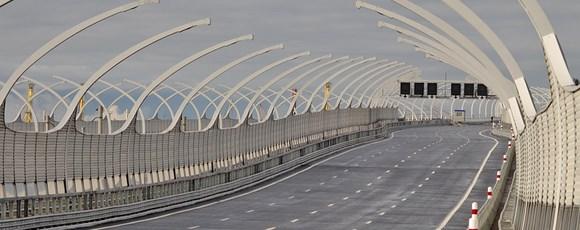 Ради пешеходов и велосипедистов будут закрывать ЗСД