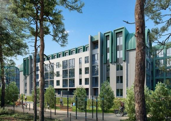 ЖК «Русские сезоны» построят на территории санатория «Сестрорецкий курорт»