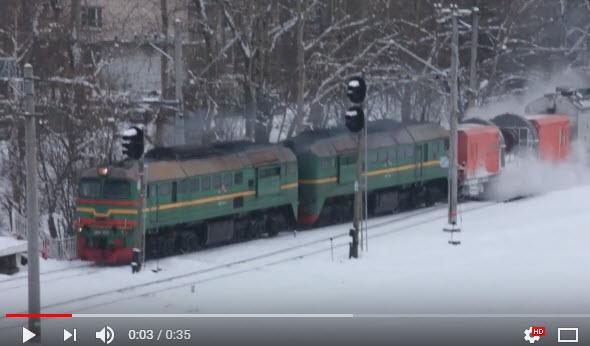 ПОМ-1М в Сестрорецке