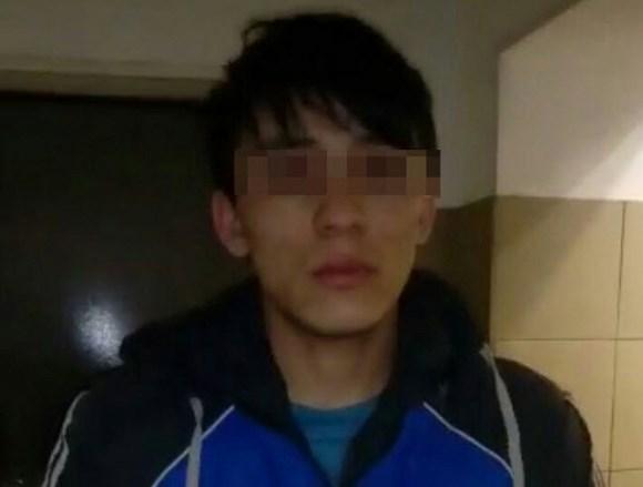 В Купчине вор-мигрант попытался зарыться от Росгвардии в сугроб