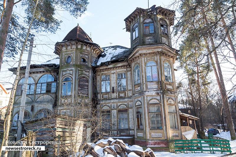 Историческую дачу Н.М. Кочкина сдадут в аренду «за рубль»