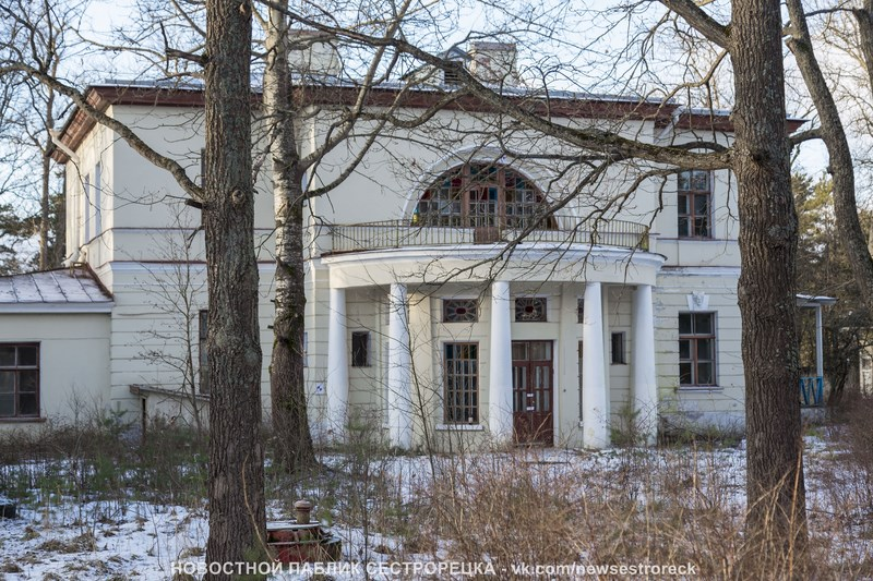 Дом Франца Витцеля включен в единый государственный реестр