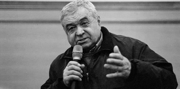 В Сестрорецке от инфаркта умер спортивный комментатор Эрнест Серебренников